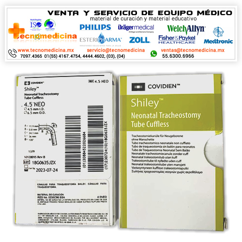 4.5 NEO Cánula Neonatal