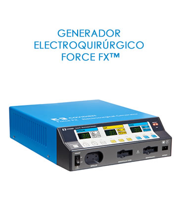 GENERADOR ELECTROQUIRÚRGICO FORCE FX