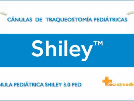 30PED Cánulas de traqueostomía pediátricas y neonatales Shiley