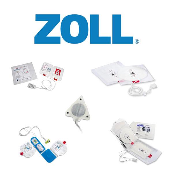 Electrodos ZOLL