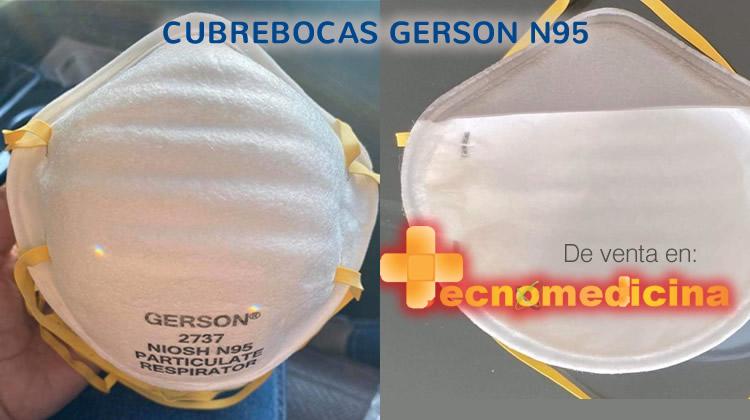 Cubrebocas N95