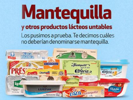 Estudio de calidad mantequillas