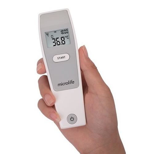 Termometro infrarrojo Microlife NC100-3