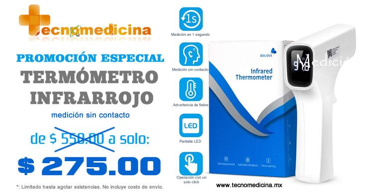 BBLove Termómetro infrarrojo
